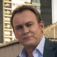 Daniel Cotton played by Philip Glenister