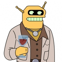 Calculon played by Maurice LaMarche