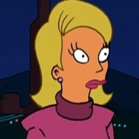 Linda the Newsanchor Futurama