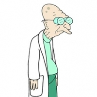 Prof. Hubert J. Farnsworth played by Billy West