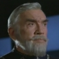 Commander Adama played by Lorne Greene Image