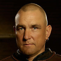 Gareth played by Vinnie Jones