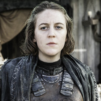 Yara Greyjoy played by Gemma Whelan