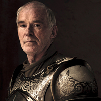 Ser Barristan Selmy played by Ian McElhinney