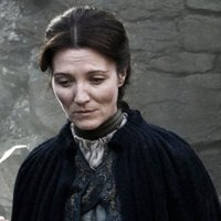 Lady Catelyn Stark played by Michelle Fairley