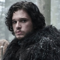 Jon Snowplayed by Kit Harington