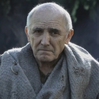 Maester Luwinplayed by Donald Sumpter