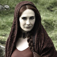 Melisandreplayed by Carice van Houten