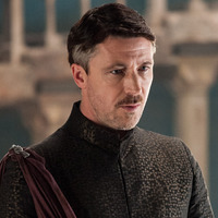 Petyr Baelish played by Aidan Gillen