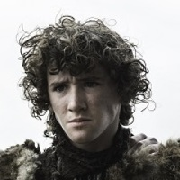 Rickon Starkplayed by Art Parkinson