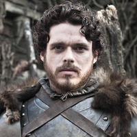 Robb Starkplayed by Richard Madden