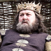 Robert Baratheonplayed by Mark Addy
