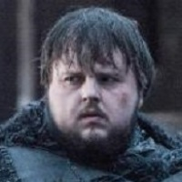 Samwell Tarlyplayed by John Bradley