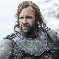 Sandor Clegane played by Rory McCann