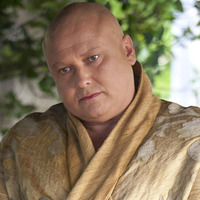 Varys played by Conleth Hill