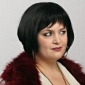 Nessa played by Ruth Jones