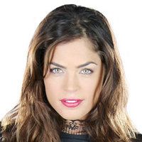 Britt Westbourne played by Kelly Thiebaud