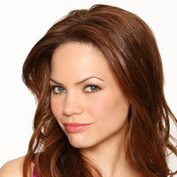 Elizabeth Webber played by Rebecca Herbst