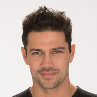 Nathan West played by Ryan Paevey
