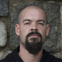 Aaron Goodwin played by Aaron Goodwin