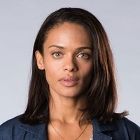 Landis played by Kandyse McClure Image