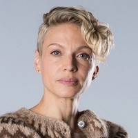 Marilyn played by Kristin Lehman Image
