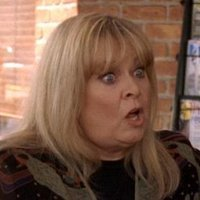 Babette Dell played by Sally Struthers
