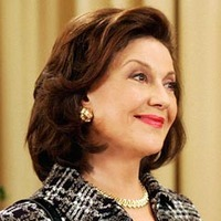 Emily Gilmore played by Kelly Bishop