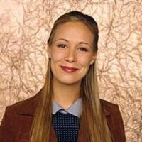 Paris Geller played by Liza Weil