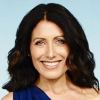Abby McCarthy played by Lisa Edelstein