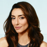Delia played by Necar Zadegan