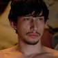 Adam Sackler played by Adam Driver