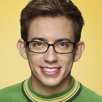 Artie Abrams played by Kevin McHale