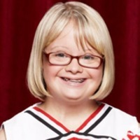 Becky Jackson played by Lauren Potter