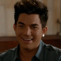 Elliott Gilbert  played by Adam Lambert