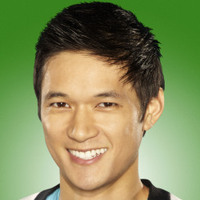 Mike Chang played by Harry Shum Jr.