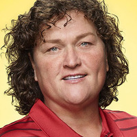 Shannon Beiste played by Dot Jones