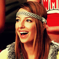 Sugar Motta played by Vanessa Lengies