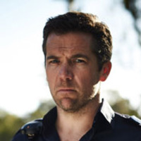 James Hayes played by Patrick Brammall