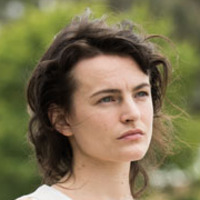 Kirstie played by Hannah Monson