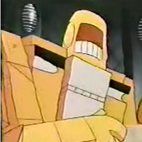 Blaster Challenge of the GoBots