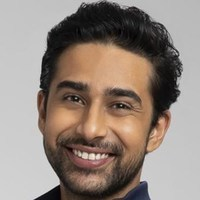 Rakesh Sehgal played by Suraj Sharma