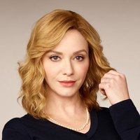 Beth Boland played by Christina Hendricks