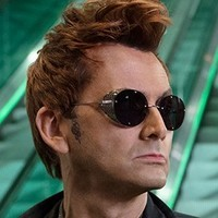 Crowley Good Omens