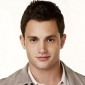 Dan Humphrey played by Penn Badgley