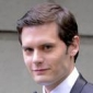 Louis Grimaldi played by Hugo Becker