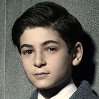 Bruce Wayne played by David Mazouz
