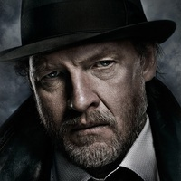 Detective Harvey Bullock played by Donal Logue