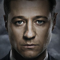 Detective James Gordon played by Ben McKenzie