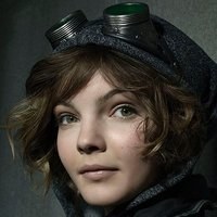 Selina 'Cat' Kyle played by Camren Bicondova